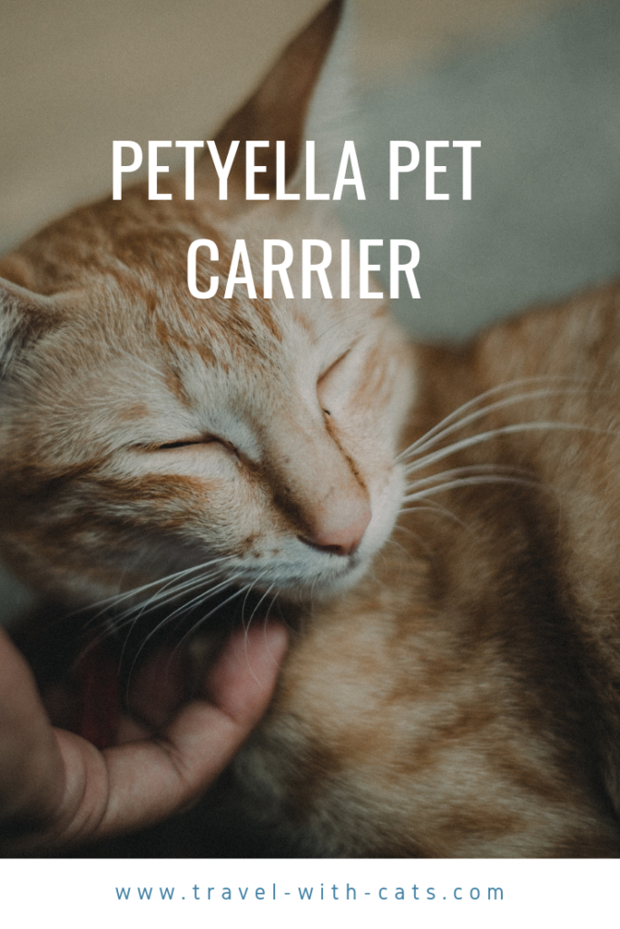 55432342c6 PETYELLA Pet Carrier Review - How Good Is It? | Travel With Cats